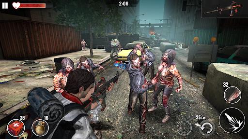 ZOMBIE HUNTER: Offline Games apktram screenshots 4