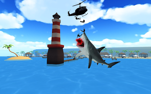 Shark Hunting : Shark Games  screenshots 7