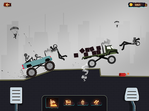 Epic Stickman Destruction Game 1.4 screenshots 12