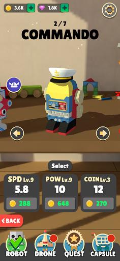 ud83eudd16Robota War! apkdebit screenshots 16