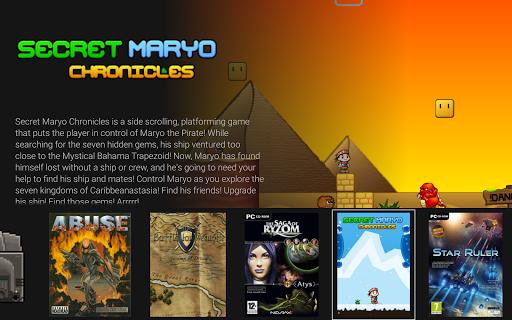 RESET Collection (Emulator Frontend) apkdebit screenshots 6
