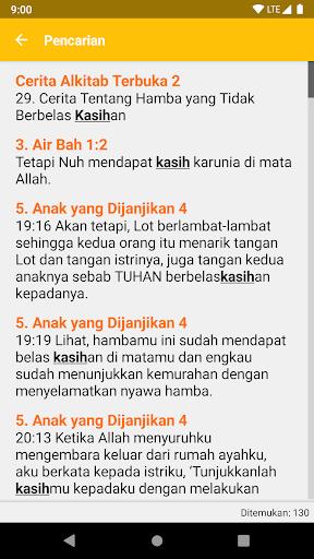 Cerita Alkitab Terbuka modavailable screenshots 5
