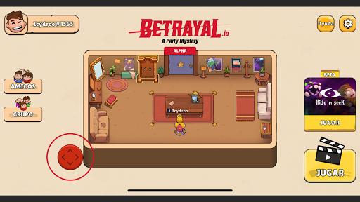 Betrayal.io 0.2.4 screenshots 1
