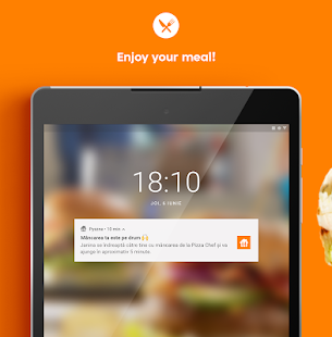 Pyszne.pl u2013 order food online 7.10.3 Screenshots 11