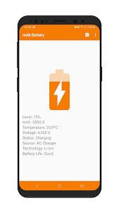 mAh Battery Pro APK 2