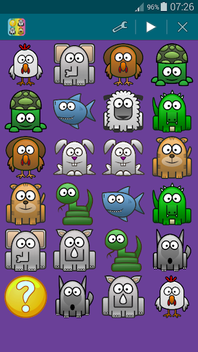 Animals 1, Memory Game (Pairs) For PC Windows (7, 8, 10, 10X) & Mac Computer Image Number- 26