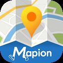 地図マピオン - 紙地図のような美しい地図をアプリで体験