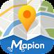 地図マピオン - 駅出口が分かりやすい - Androidアプリ