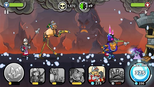 Tower Conquest: Tower Defense MOD APK 22.00.68g (Unlimited Money) 14