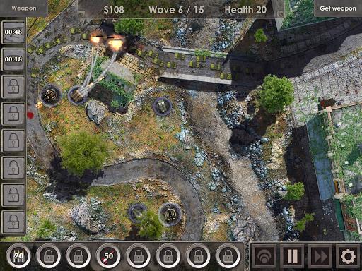 Defense Zone 3 HD 1.4.5 screenshots 17
