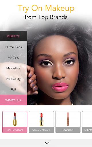 YouCam Makeup - Selfie Editor & Magic Makeover Cam  screenshots 3