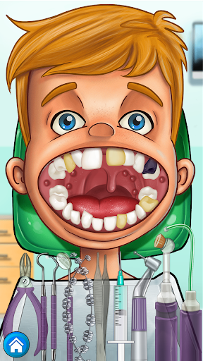 Dentist games  screenshots 2
