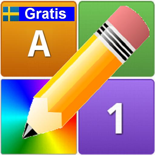 Bokstäver Nummer Färger Gratis For PC Windows (7, 8, 10 and 10x) & Mac Computer