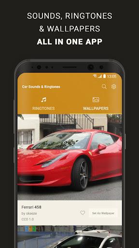 Car Sounds & Ringtones android2mod screenshots 4