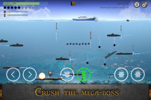 Sea Battle : Submarine Warfare 3.3.2 screenshots 2