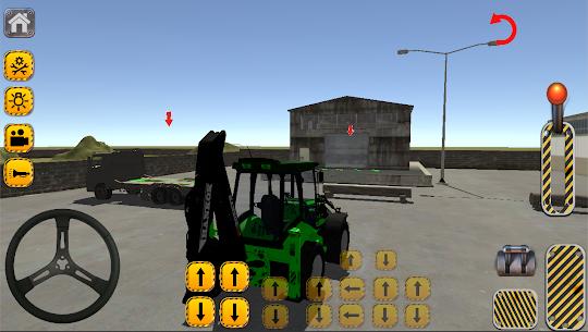 Construction Loader Truck Simulator 2