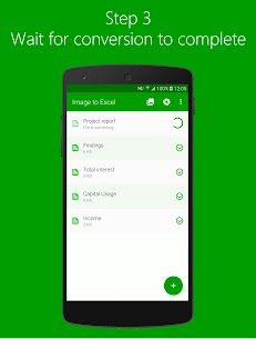 Image to Excel Converter – Convert Images to Excel (UNLOCKED) 3.0.16 Apk 4