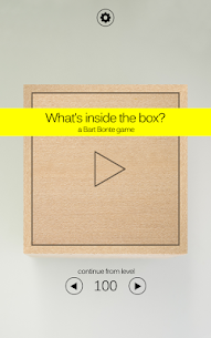 What's inside the box? 9