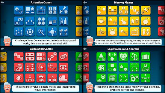 Neurobics: 60 Brain Games screenshots 2