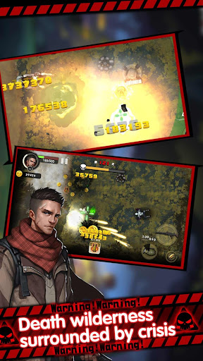 Dawn Crisis: Survivors Zombie Game, Shoot Zombies!  screenshots 3