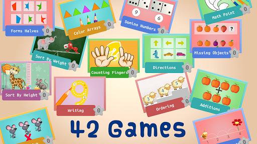 Preschool Math game for toddlers 1.0.0 screenshots 1