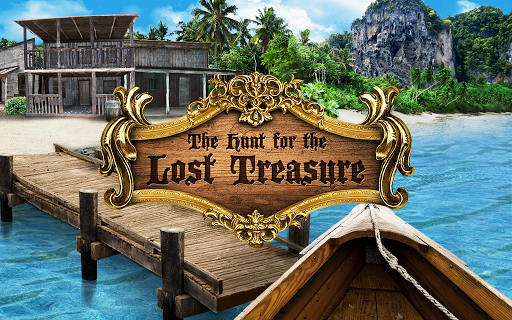 The Hunt for the Lost Treasure