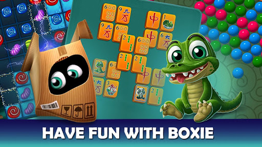 Boxie: Hidden Object Puzzle modavailable screenshots 8
