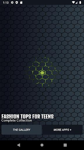 Fashion Tops for Teens Design 2.5.0 screenshots 10