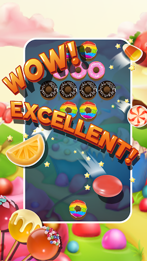 sweet cute donut - game for children and adults screenshot 1