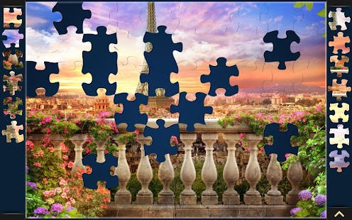 Magic Jigsaw Puzzles Screenshot