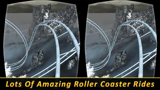 VR Roller Coaster Crazy Rider & Adventure Thrills screenshots 8