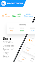 KingFit - Steps Counter, Pedometer