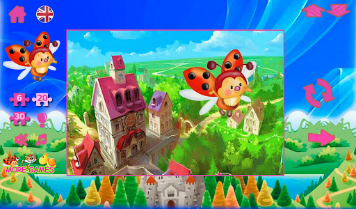 Puzzles from fairy tales screenshots 6