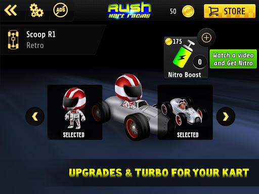 Kart Rush Racing - 3D Online Rival World Tour 12.5 screenshots 8