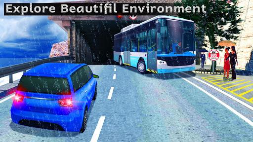 Ultimate Coach Bus Simulator 2019: Mountain Drive  screenshots 8
