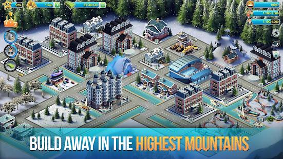 City Island 3 - Building Sim Offline Unlimited Money