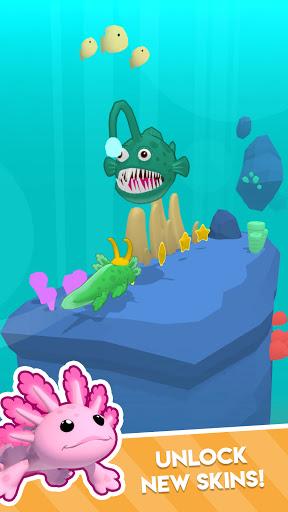 Axolotl Rush apkdebit screenshots 4