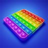 Pop It 3D Simulator  -  Fidget anti stress 3D game apk icon