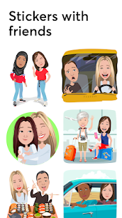 Mirror: yüz uygulaması, avatar, çıkartma ve emoji Eğlenceli Full Apk İndir 6
