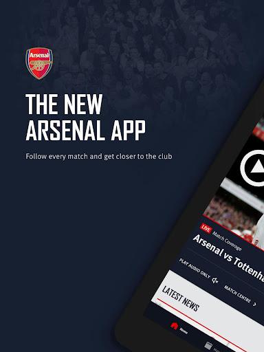 Arsenal Official App 6.0.3 Screenshots 9