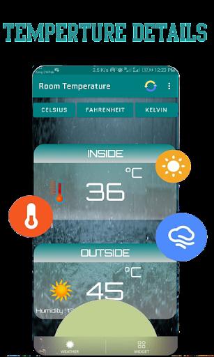 Room Temperature Thermometer - Meter 1.21.012 Screenshots 2