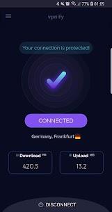 Free VPN – unlimited secure hotspot proxy vpnify [MOD] v1.9.0 v1.9.0 3