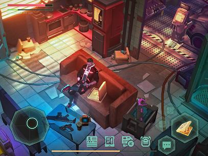 Cyberika: Action Adventure Cyberpunk RPG 8