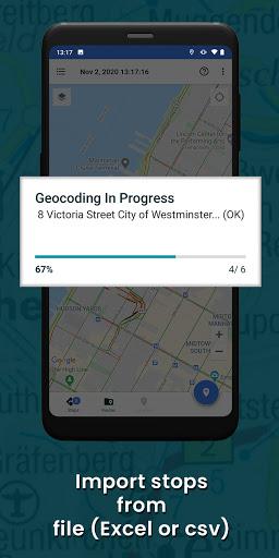 Multi Stop Route Planner Screenshots 6