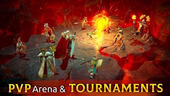 Age of Magic: Turn-Based Magic RPG & Strategy Game 4