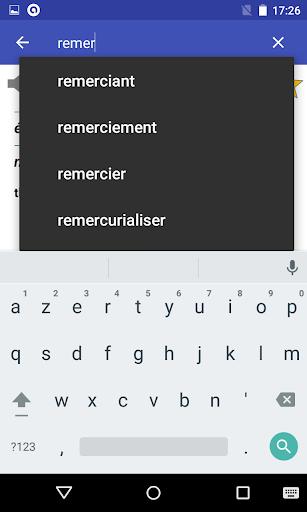 French Dictionary - Offline  Screenshots 5