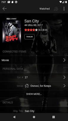 My Movies 3 - Movie & TV Collection Libraryのおすすめ画像3