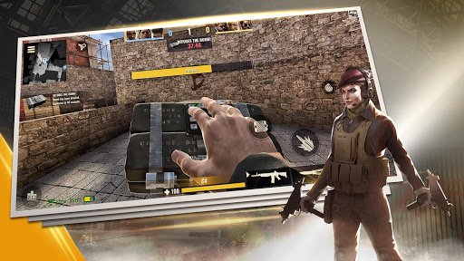 Zula Mobile: Multiplayer FPS 0.18.0 screenshots 5