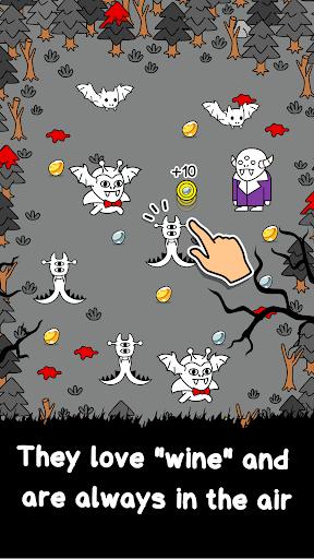 Vampire Evolution - Make Spooky Mutant Monsters screenshots 2