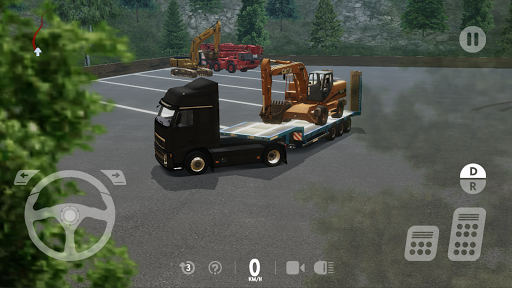Heavy Machines & Mining Simulator screenshots 4